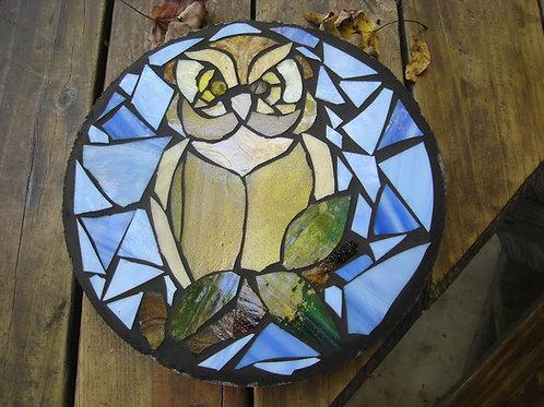 April 14th Glass Mosaics: Stepping Stones