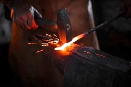 Intro To Blacksmithing July 11th