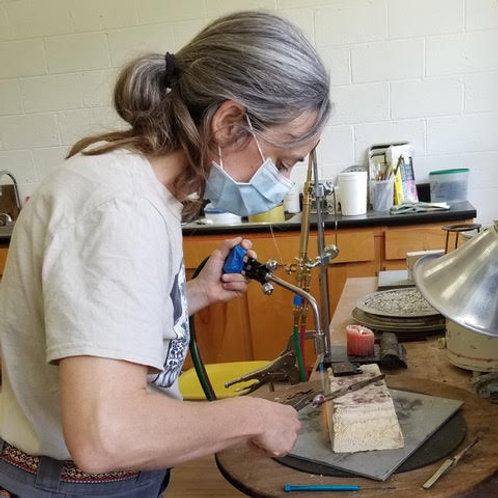 Silver Soldering for Jewelry Making August 29th