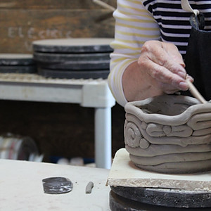 Hand Building In Pottery