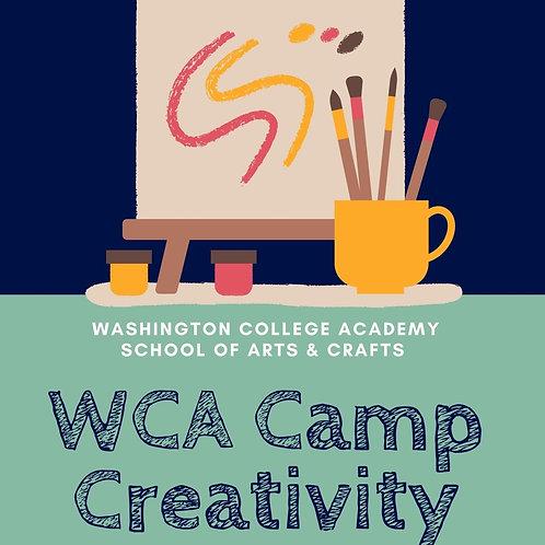 WCA Camp Creativity: Elementary