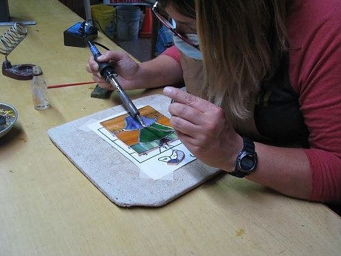 Creative Soldering Workshop October 3rd
