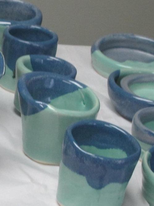 April 6, 8, 13, 15 Cup Making