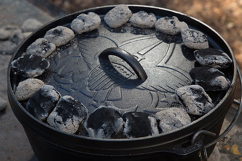 Dutch Oven Cooking for Camp & Hearth August 21