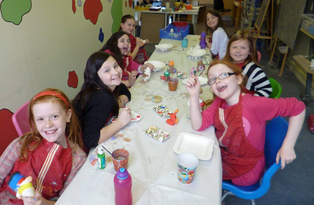 Clay and Craft Clubs