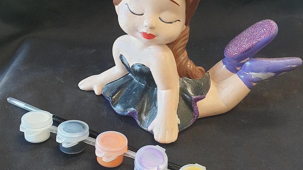 Ceramic Ballerina