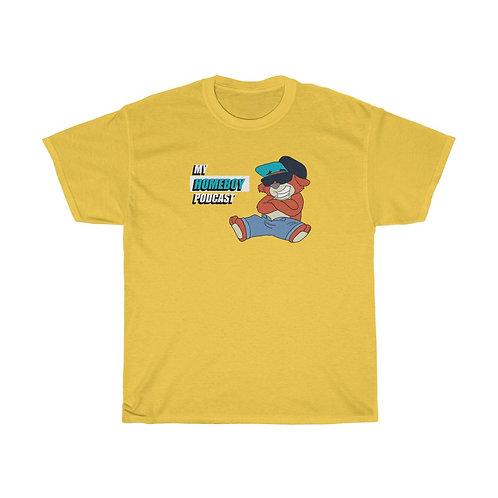 My Homeboy Podcast Teddy-Shirt