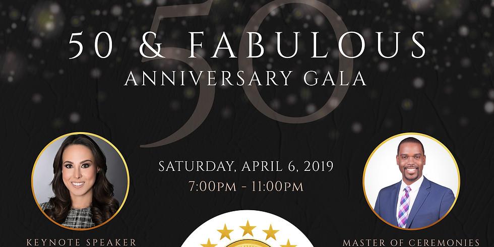 50 & Fabulous Anniversary Gala