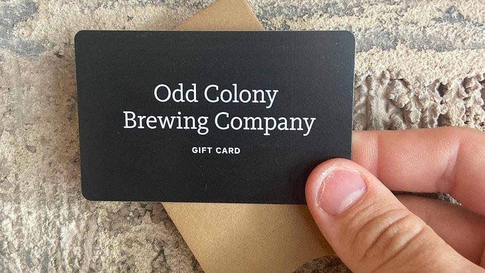 OC Gift Card