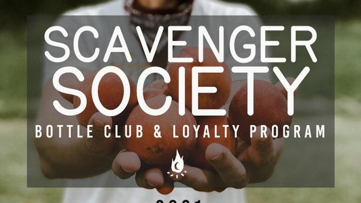 Scavenger's Society Membership
