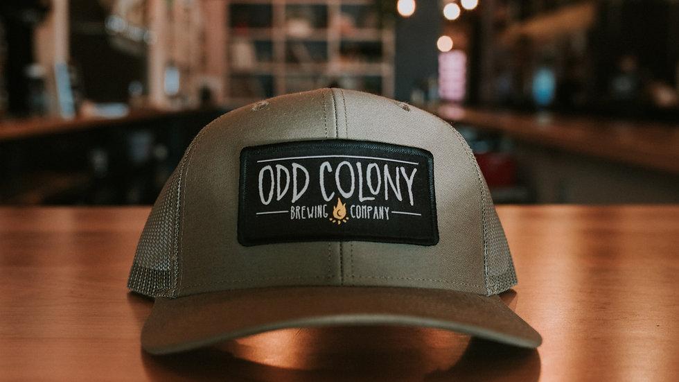 OC Trucker Hate (Olive)