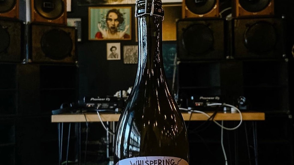 Whispering Embers | Smoked Pear Saison