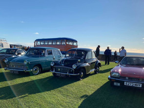 Tayside Classic Car Club at the Museum