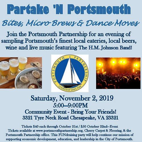 Partake N' Portsmouth