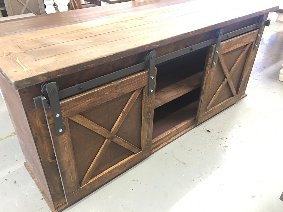 Our Franklin Console Table
