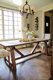 Handcrafted Tables Hendersonville