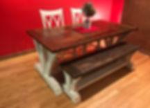 Handmade Dining Tables Hendersonville