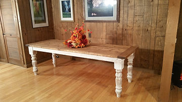 Handmade Dining Tables Hendersonville Nashville | Handcrafted Tables