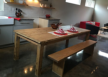 Handmade Dining Tables Hendersonville Nashville   Handcrafted Tables