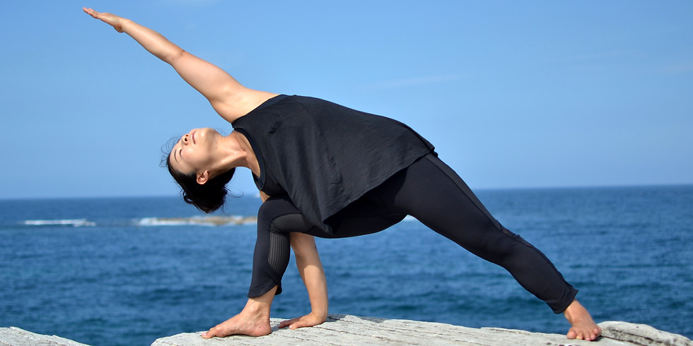 8 days 30 min daily - Create healthy Habits Yogic Style course