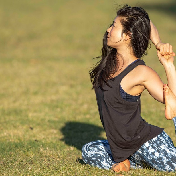 Summer Yin Yoga Workshop with Eriko 3.11.19