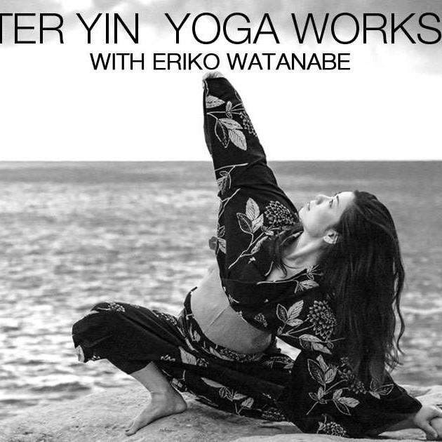Winter 2 hour Yin Yoga Workshop
