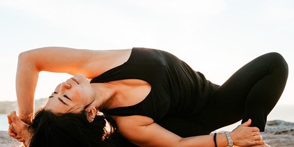 Spring Yin Yoga Workshop with Eriko