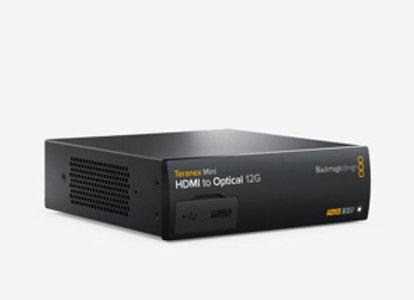 Teranex Mini HDMI to Optical12G