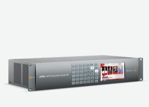 ATEM 2 M/E Production Studio 4K