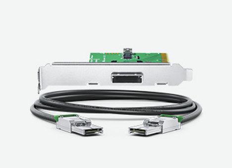 Blackmagic PCI Express Cable Kit