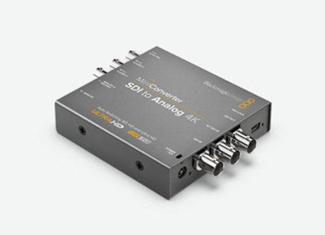 Mini ConverterSDI to Audio 4K