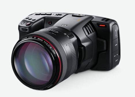Blackmagic Pocket CinemaCamera6K