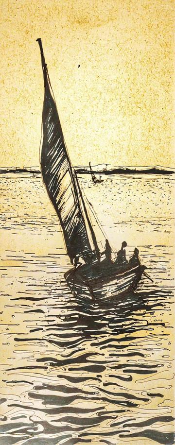 smooth sailing to Stephane