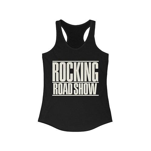 Rocking Road Show Women's Racerback Tank