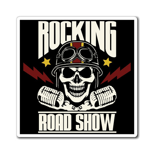 Rocking Road Show Magnets