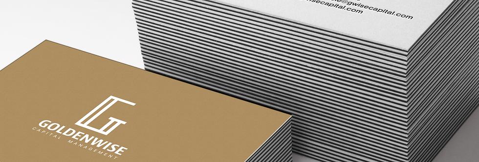 Quick Print - 100 Business Cards (14pt)