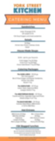 Copy of Copy of Catering Menu Online Ver