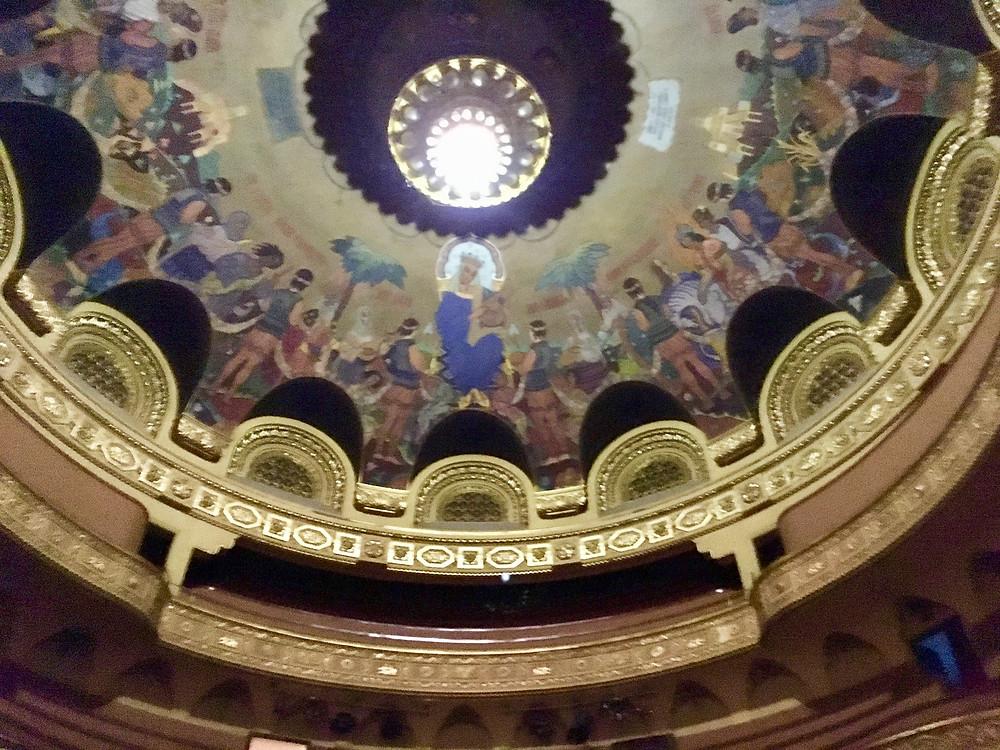 Dome of National Opera House, Timisoara