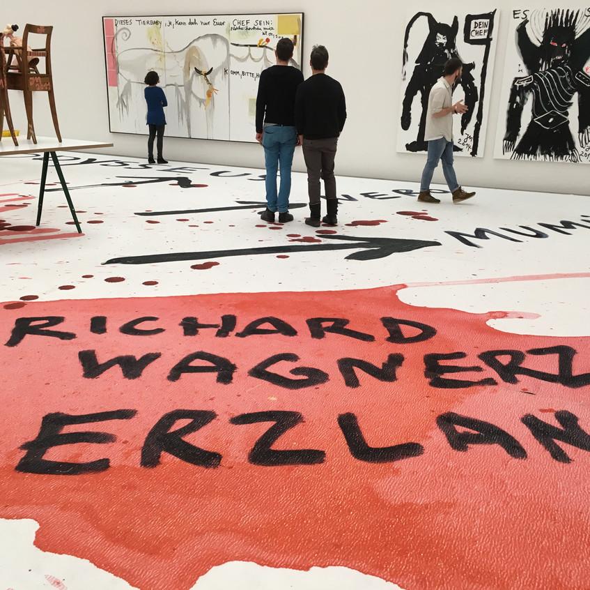 Installation, Munich