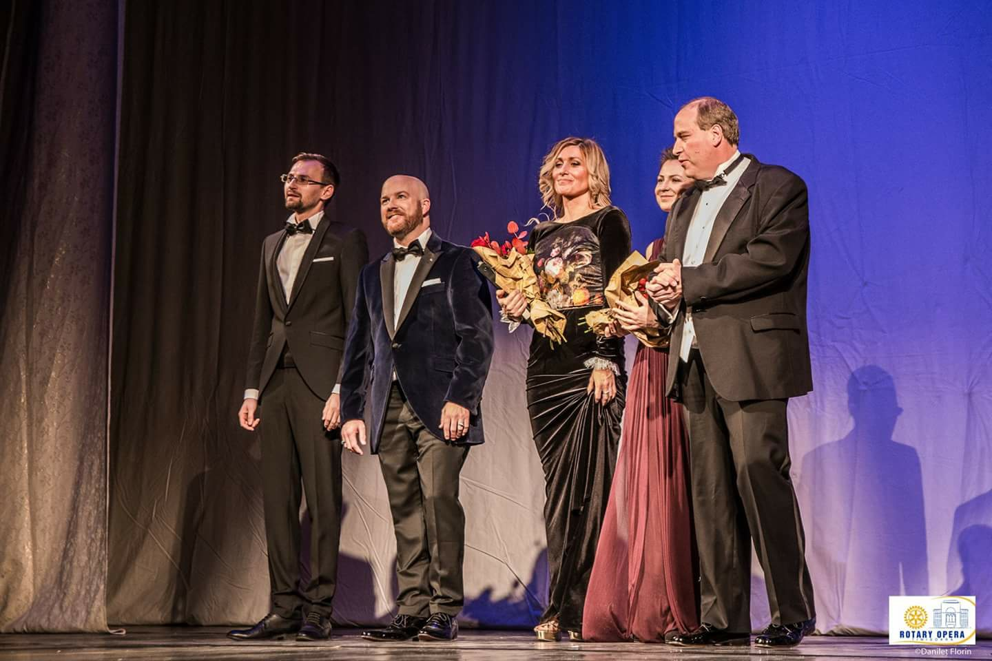 Curtain Call Opera Romana 12.14.17