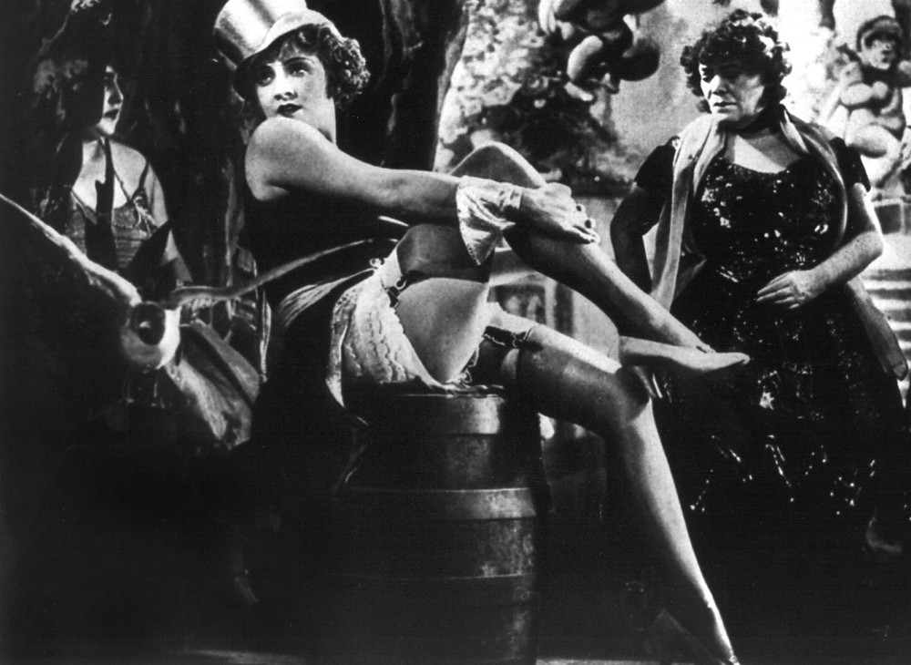 Berlin Cabaret in the early 20th c.