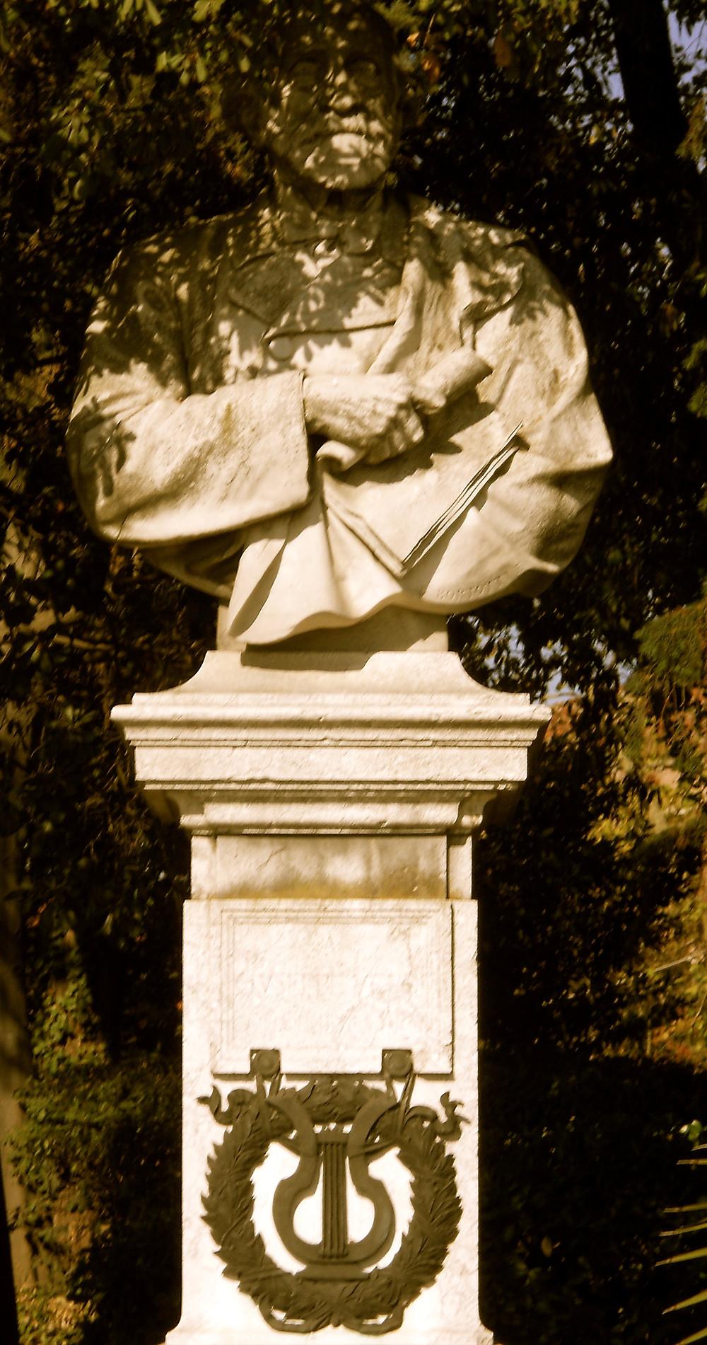 Verdi statue, Venice