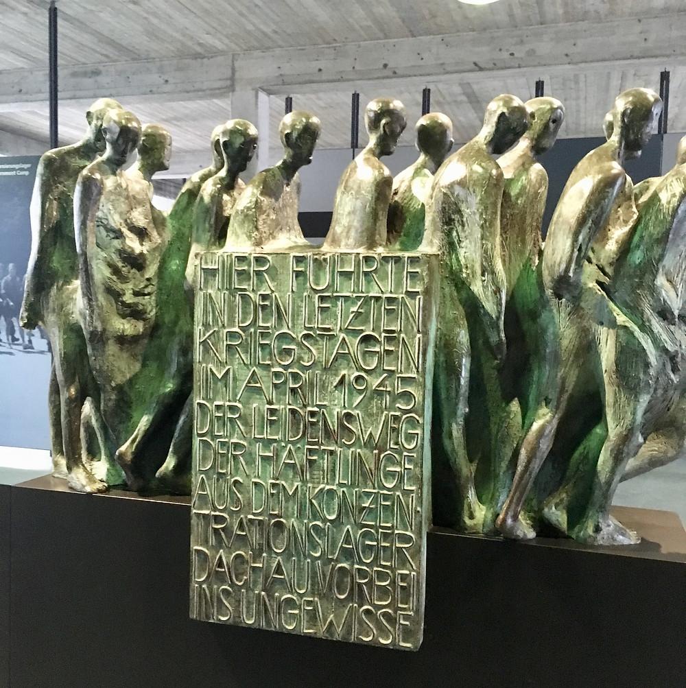 Ungewisse Gruppe, Dachau museum