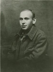 Hanns Eisler, a German soldier in WWI