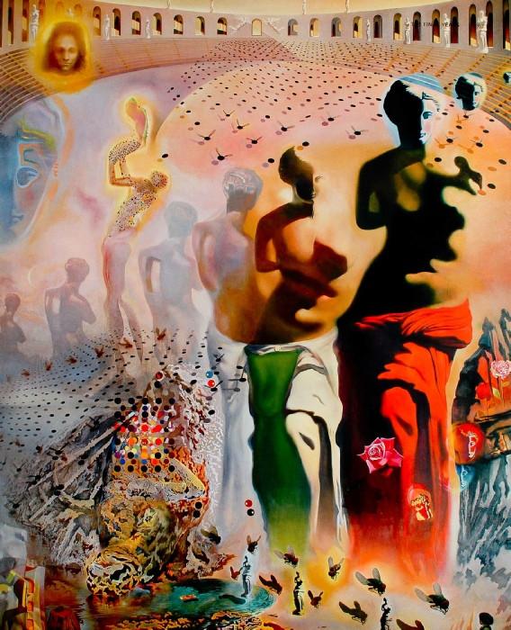 Dali's Hallucinogenic Toreador
