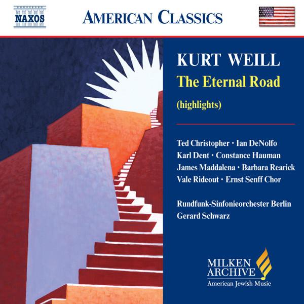 """Weill's prophetic 1937 """"opera-oratorio"""""""