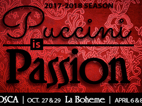 Puccini is Passion: Apprentice Preview at Hollins University