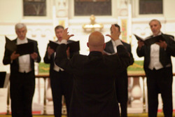 A memorable debut with VA Chorale