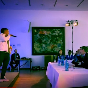 JP Morgan Schools challenge turns into an interactive Human Orchestra