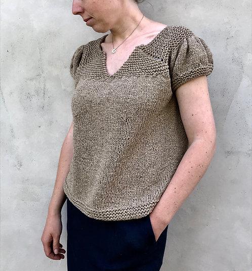 MARLA-Bluse/Kleid, digitale Anleitung